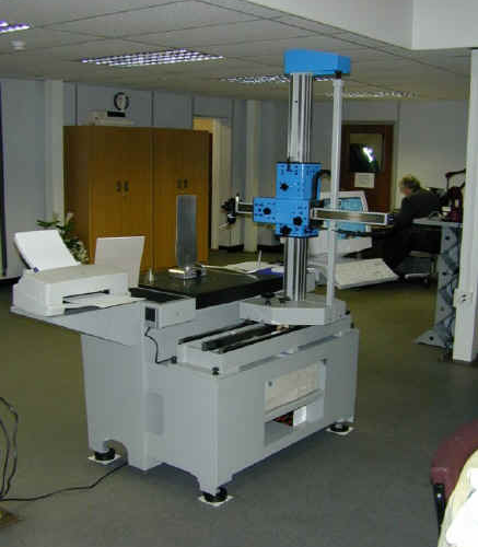Horizontal Arm measuring machine