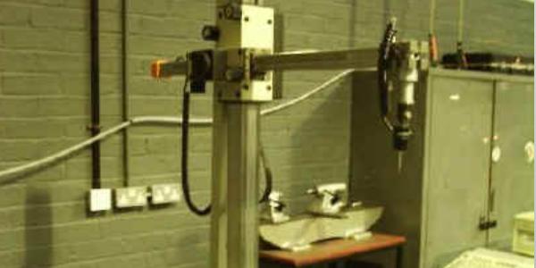 Horizontal arm measuring machine with Renishaw TP6 probe